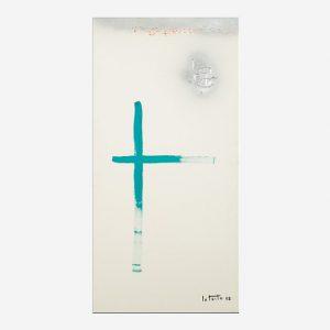 Minimalisti - Cross Tourquoise